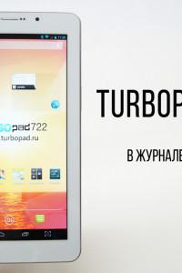 Полный обзор планшета TurboPad 722