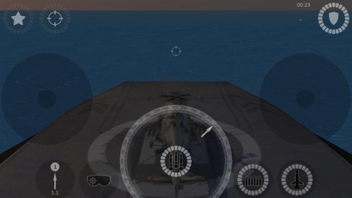 «Вертушка Ударные вертолеты» (3)