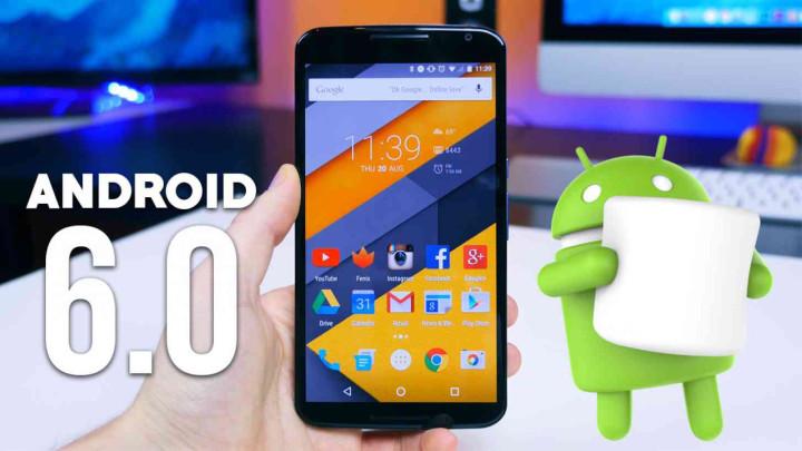Встречайте, обзор самой новой версии Android 6.0 Marshmallow!