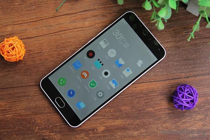 Meizu M2 Note (лучшие китайские смартфоны за 2015 год)