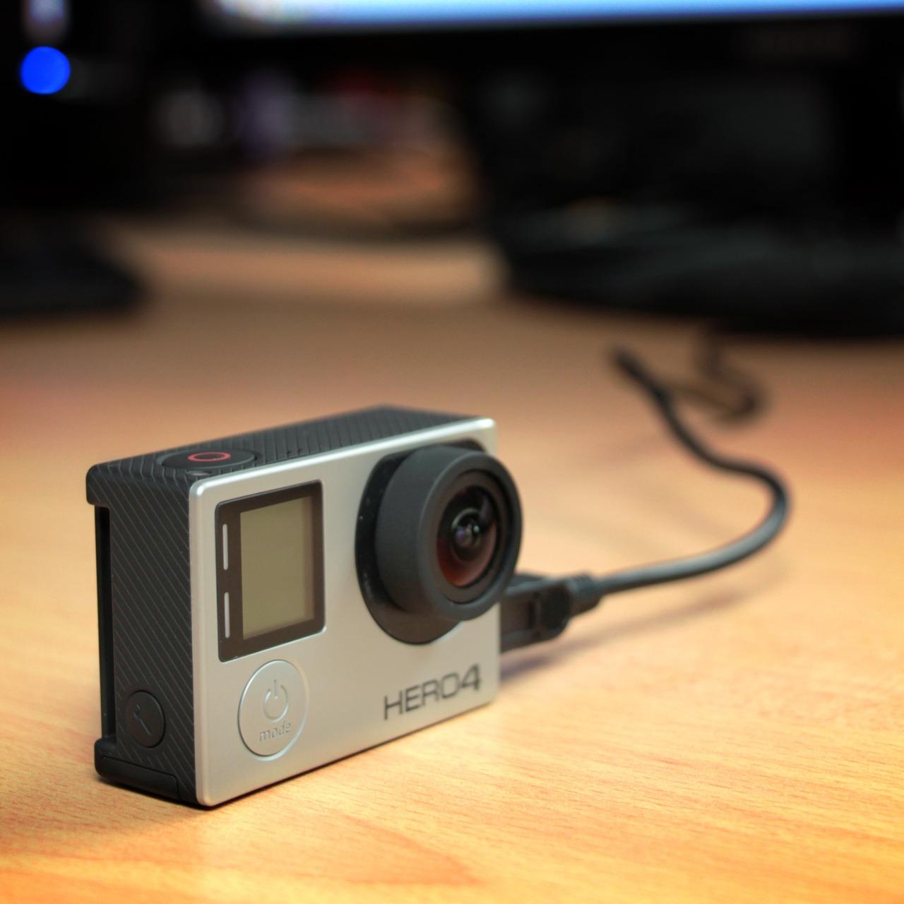 Экшен камера GoPro Hero 4