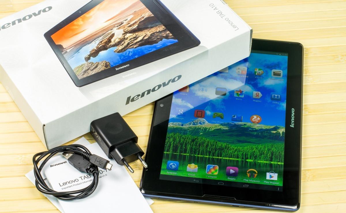 LENOVO Tab A 7600-H 16Gb 3G - Какой планшет купить?