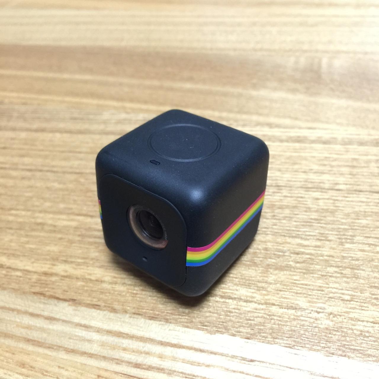 Экшен камера Polaroid Cube