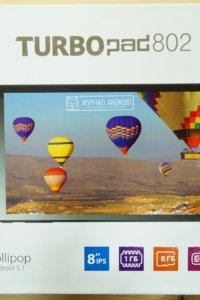 Планшет Turbopad 802i — Обзор недорогого планшета