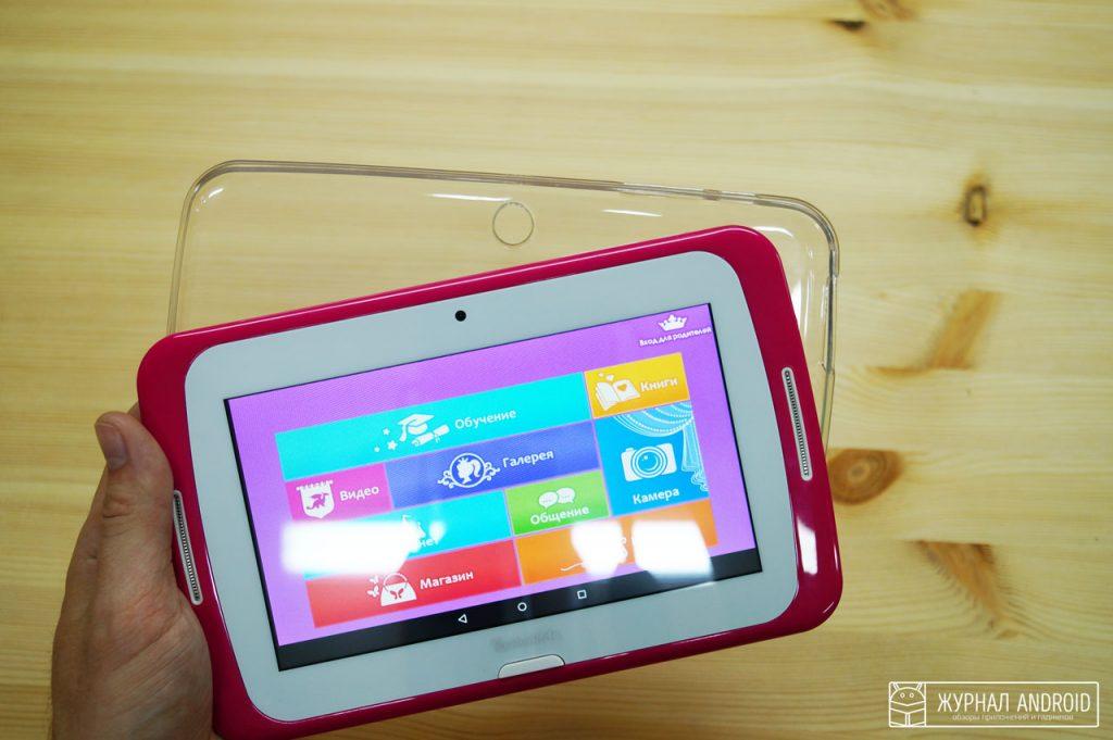 Детский планшет TurboKids Princess (5)