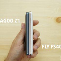 Бюджетный смартфон Fly FS404 (Stratus 3) - подробный обзор