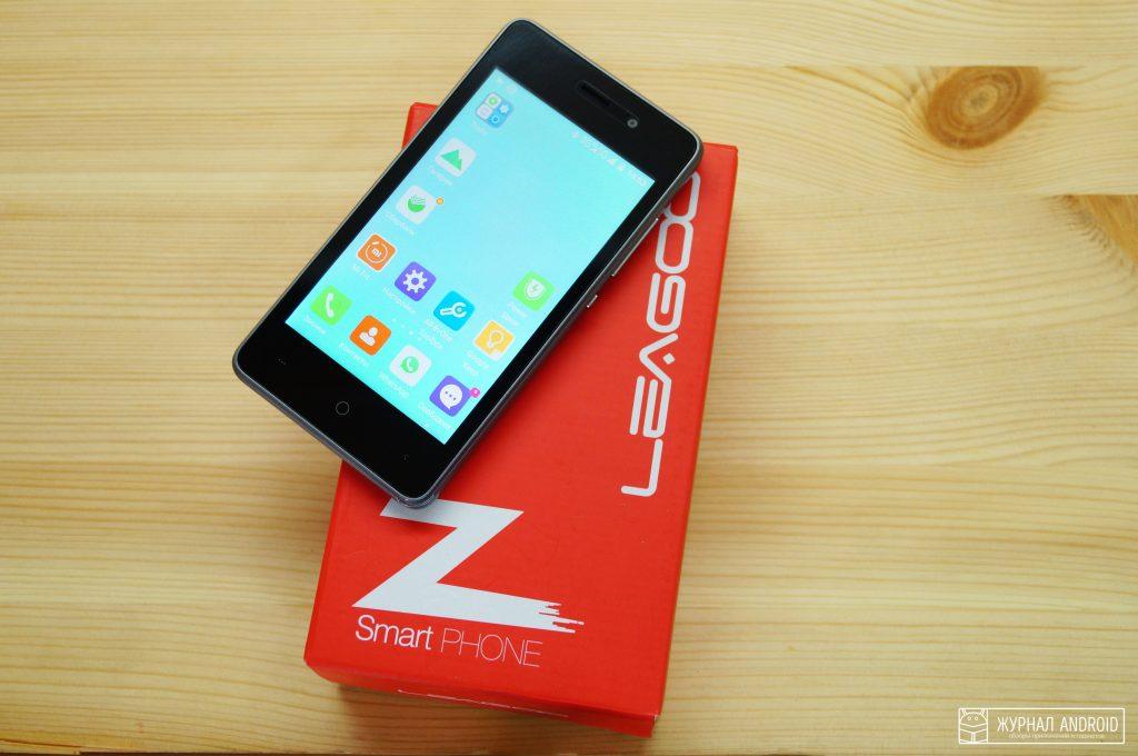Leagoo Z1 (1)