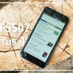 Обзор Fly FS507 — хороший бюджетный смартфон на Android 6