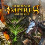Стратегия Heroes of Empire: Age of War, которая может покорить мир