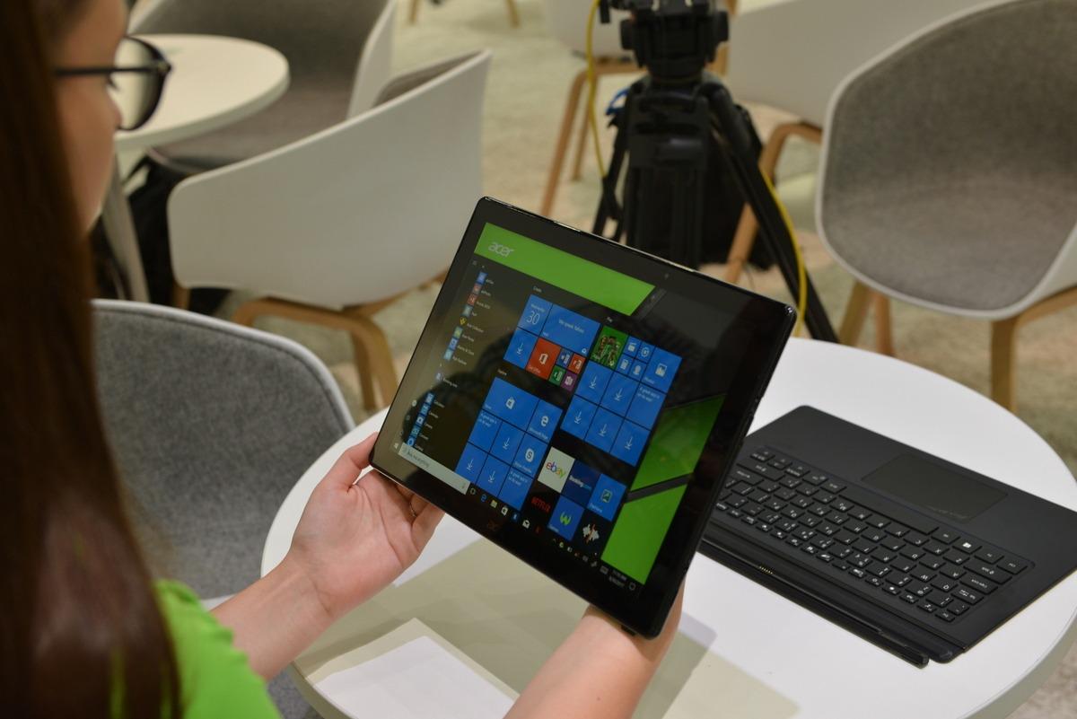 Планшеты на Windows - Acer Switch 7 Black Edition