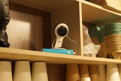 Digma Division 100 — доступная IP-камера для дома и офиса