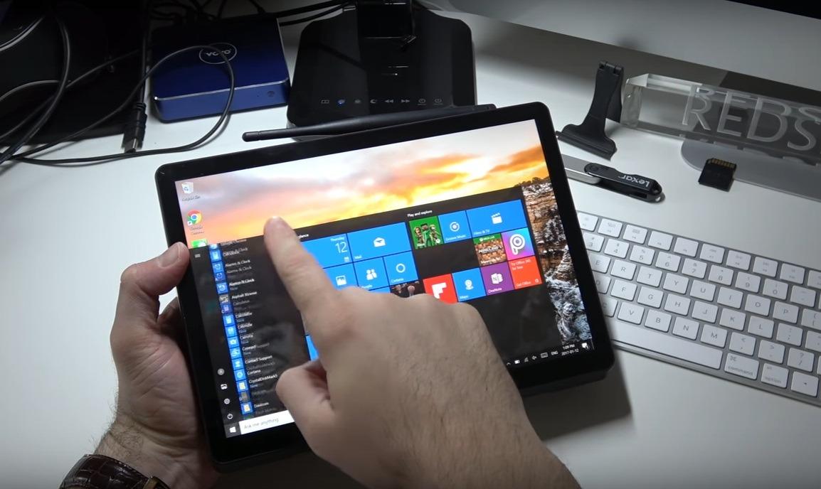 Планшеты на Windows - Pipo X10