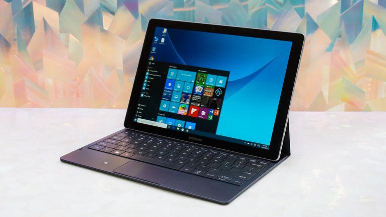 Планшеты на Windows - Samsung Galaxy TabPro S