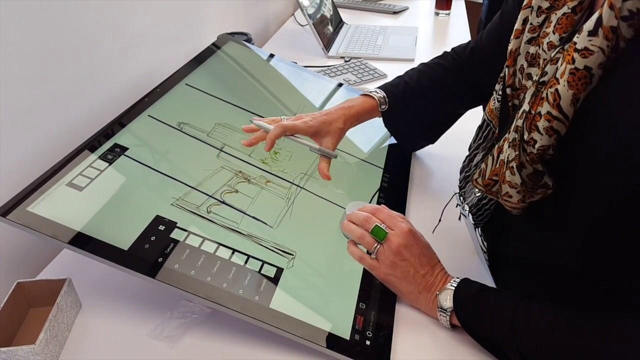 Планшеты на Windows - Microsoft Surface Studio
