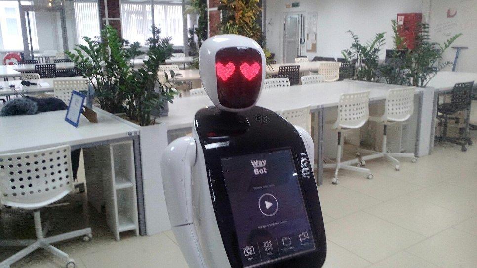 Ростовский ВУЗ создал новый искусственный интеллект на базе робота