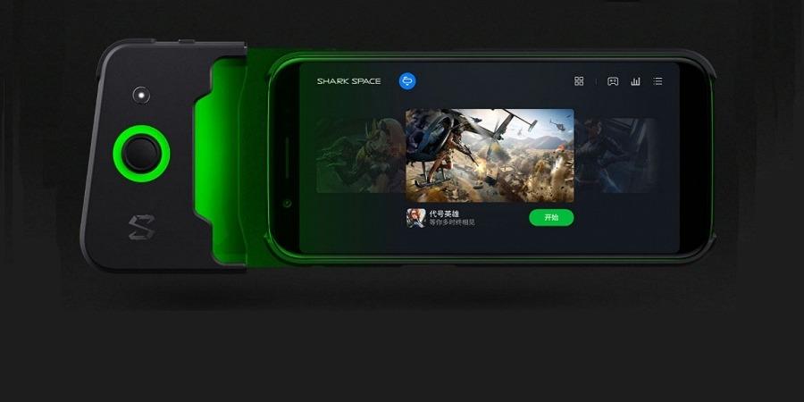 Встречайте новинку: игровой смартфон Black Shark