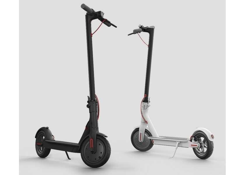 Урбанистическая романтика: электросамокат Xiaomi Mi Electric Scooter