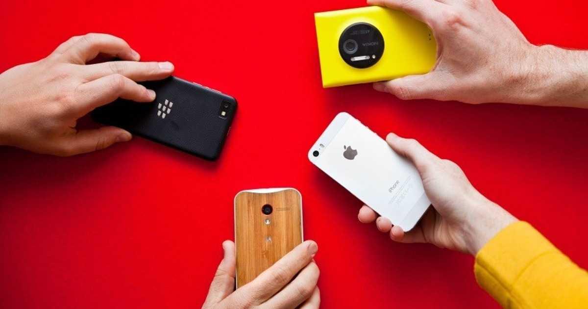 Исследование года: названы лучшие смартфоны в мире