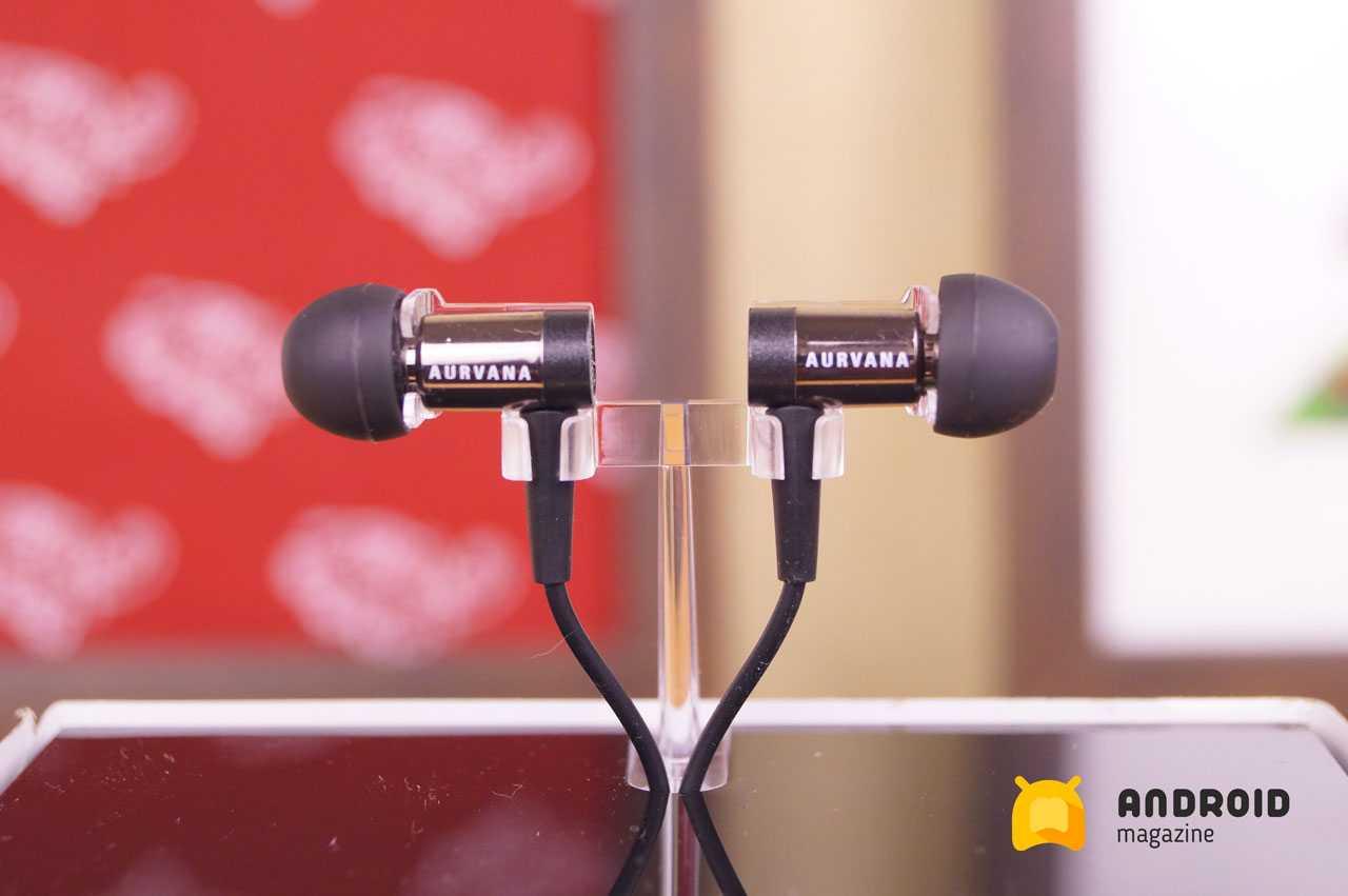 Подробный обзор наушников Creative Aurvana In-Ear 2 Plus