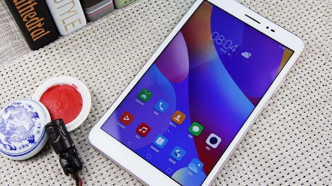Huawei Honor Tablet 2 — лучший планшета 2018 года до 15000