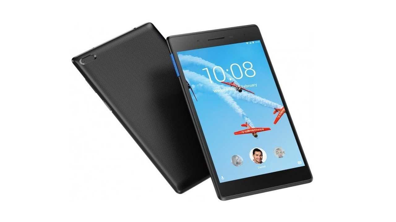 Lenovo TB-7304I — лучший планшета 2018 года до 15000