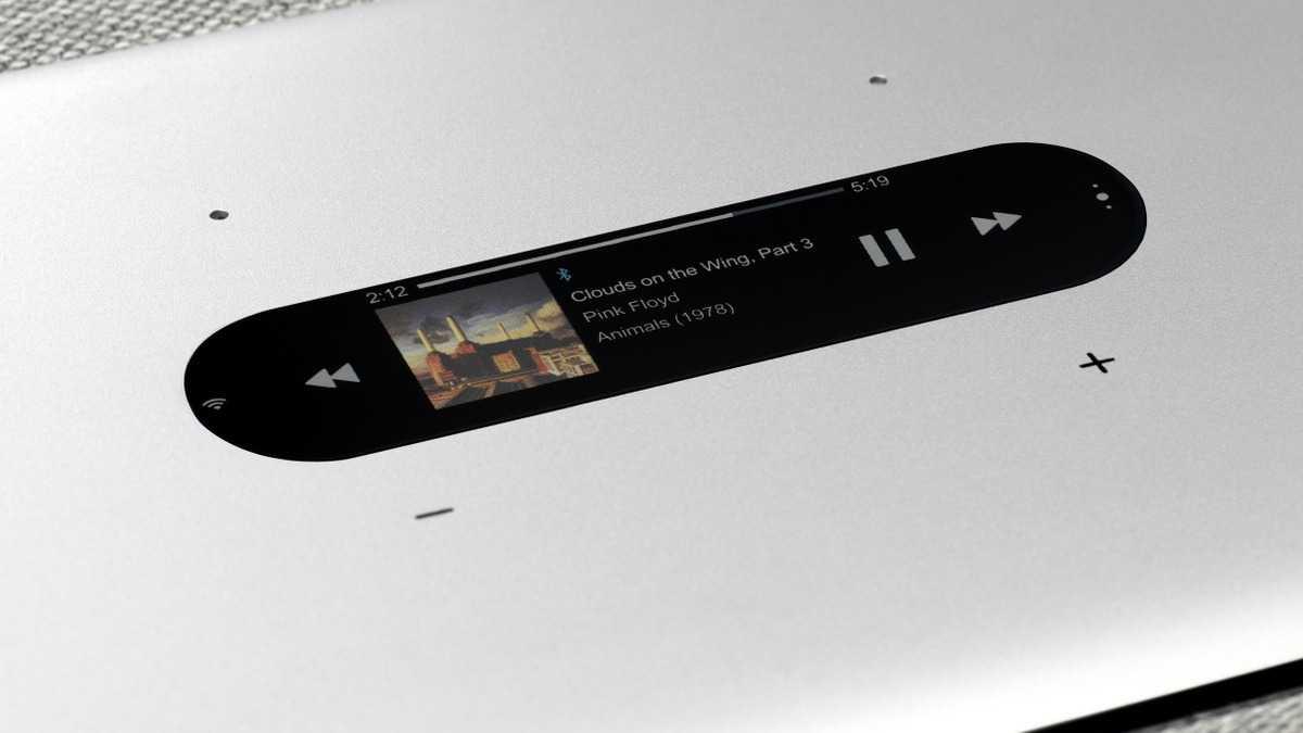 Вещь! Bluetooth колонка Citation 500 с поддержкой Google Assistant