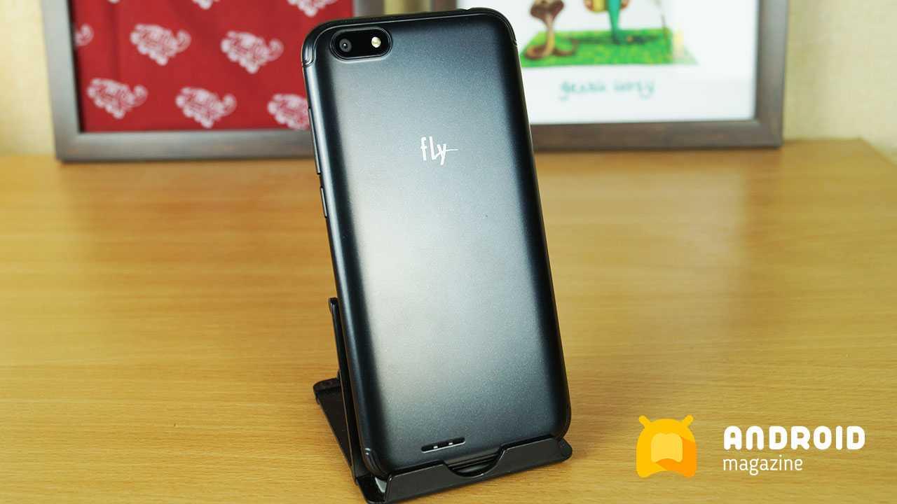 Мои впечатления о бюджетном смартфоне Fly FS527 за 4 000 руб