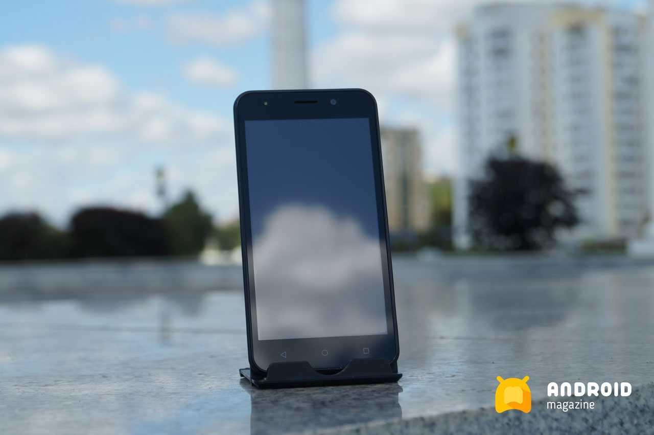 Мои впечатления о бюджетном российском смартфоне INOI 2