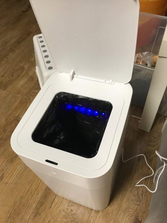 Чего только не придумают: умное мусорное ведро Mijia Townew T1 от Xiaomi