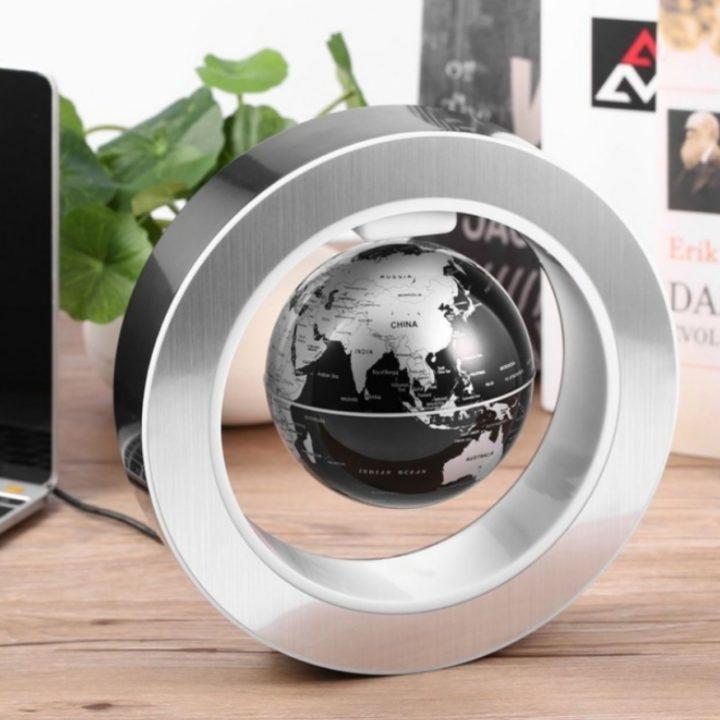4 крутых левитирующих глобуса c Aliexpress