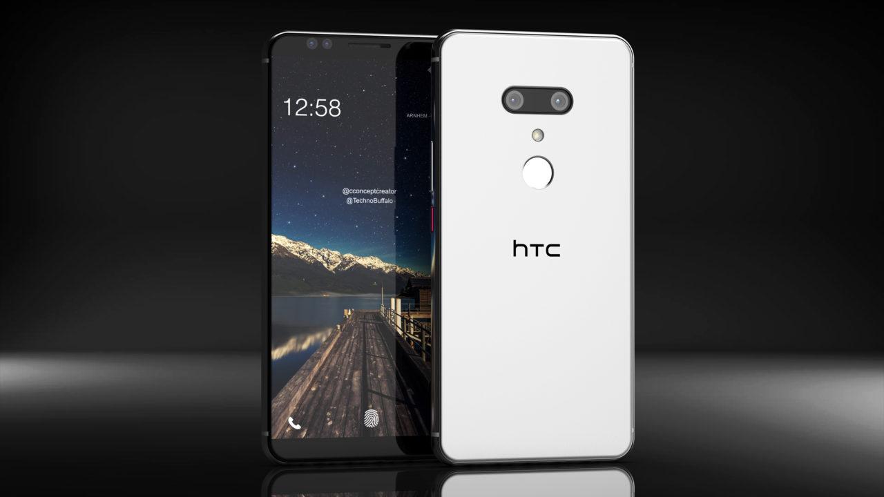 HTC U12 Plus - смартфон на процессоре Snapdragon