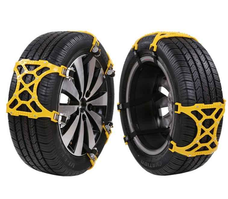 Комплект цепей противоскольжения для колёс
