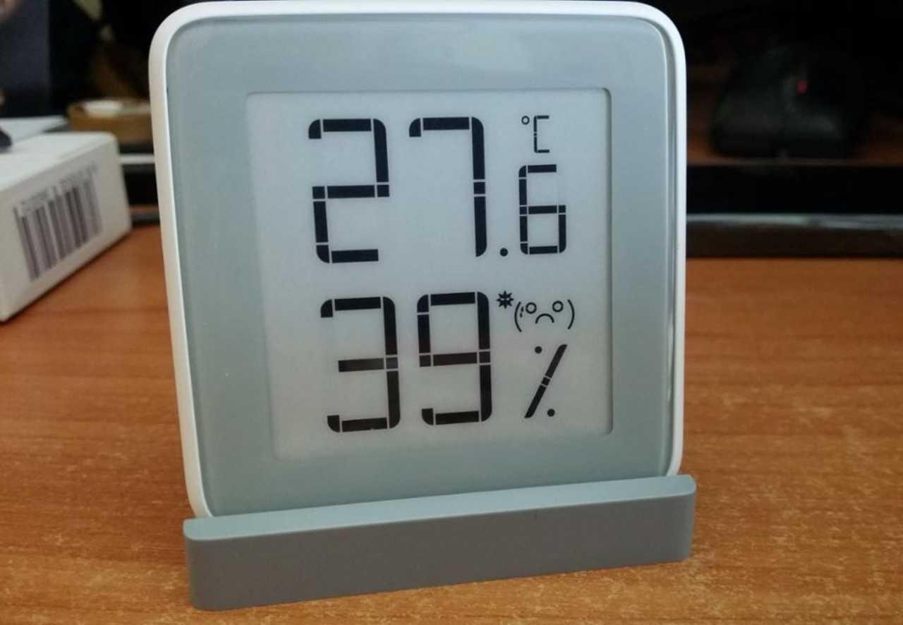 Комнатный термометр Xiaomi Miija Mi MiaoMiaoce