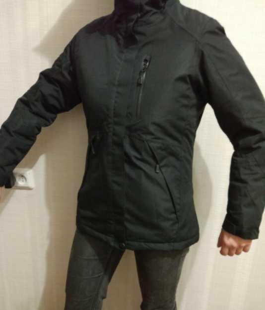 Куртка с подогревом