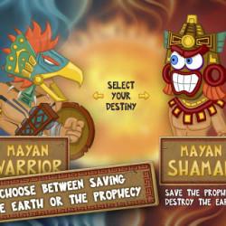 Веселая аркада для Android - Mayan Prophecy