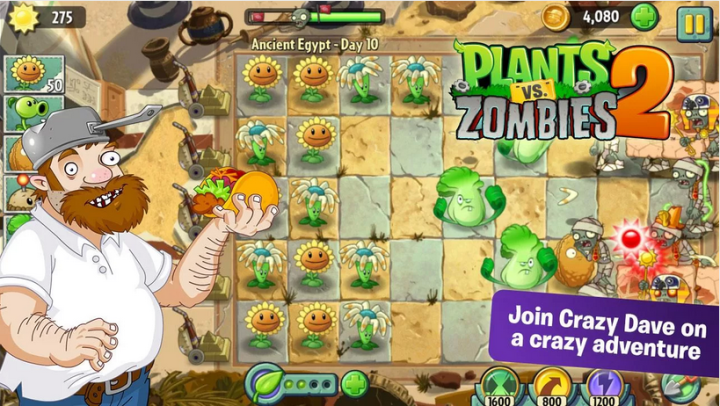 Plants vs. Zombies™ 2 (1)
