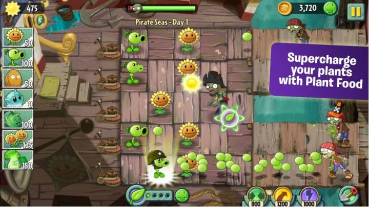 Plants vs. Zombies™ 2 (3)