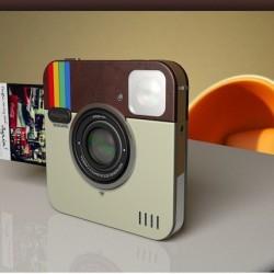 Polaroid анонсировал концепт, который получил название Instagram Socialmatic Camera
