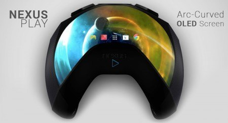 Google NEXUS Curved