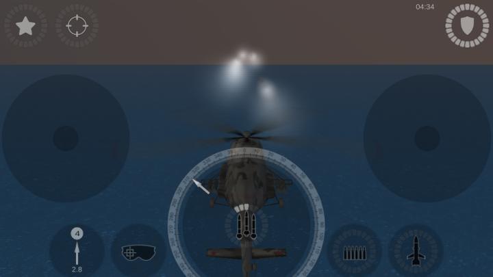 «Вертушка Ударные вертолеты» (5)
