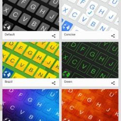 ТОП 5 лучших клавиатур для Android за 2016 год
