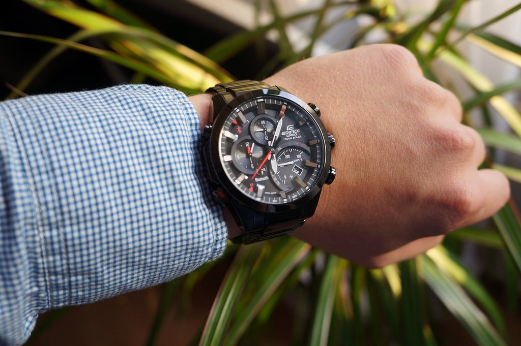 Часы Casio Edifice eqb-500