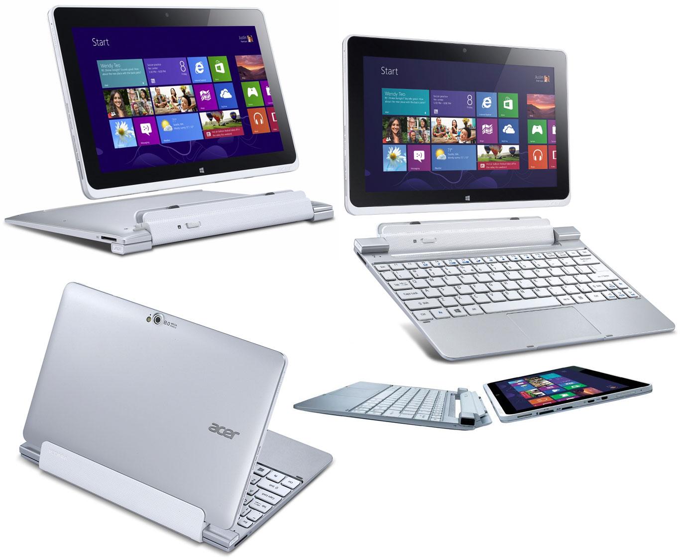 ACER Iconia Tab W511 64Gb - Какой планшет купить?