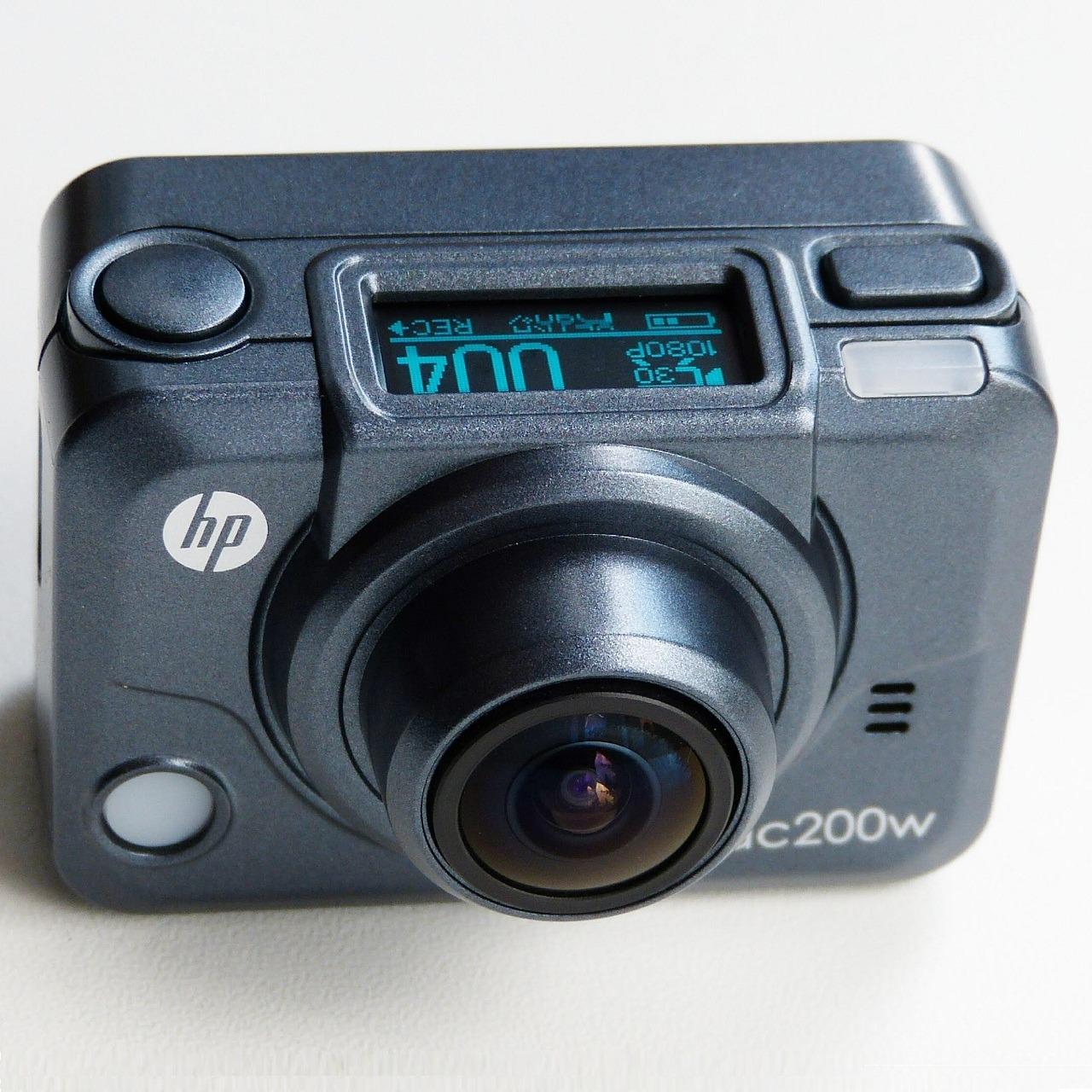 Экшен камера HP ac200w