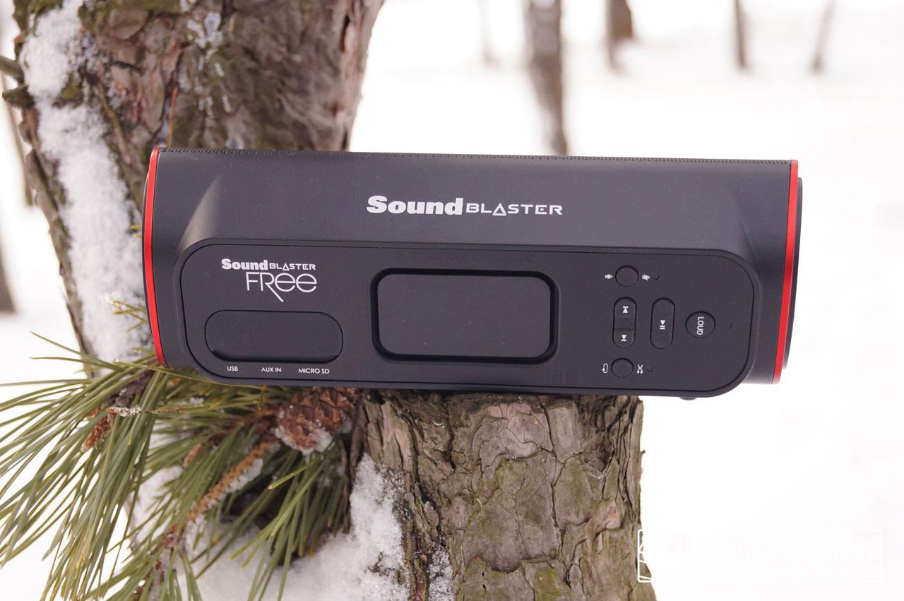 Обзор Creative Sound Blaster Free