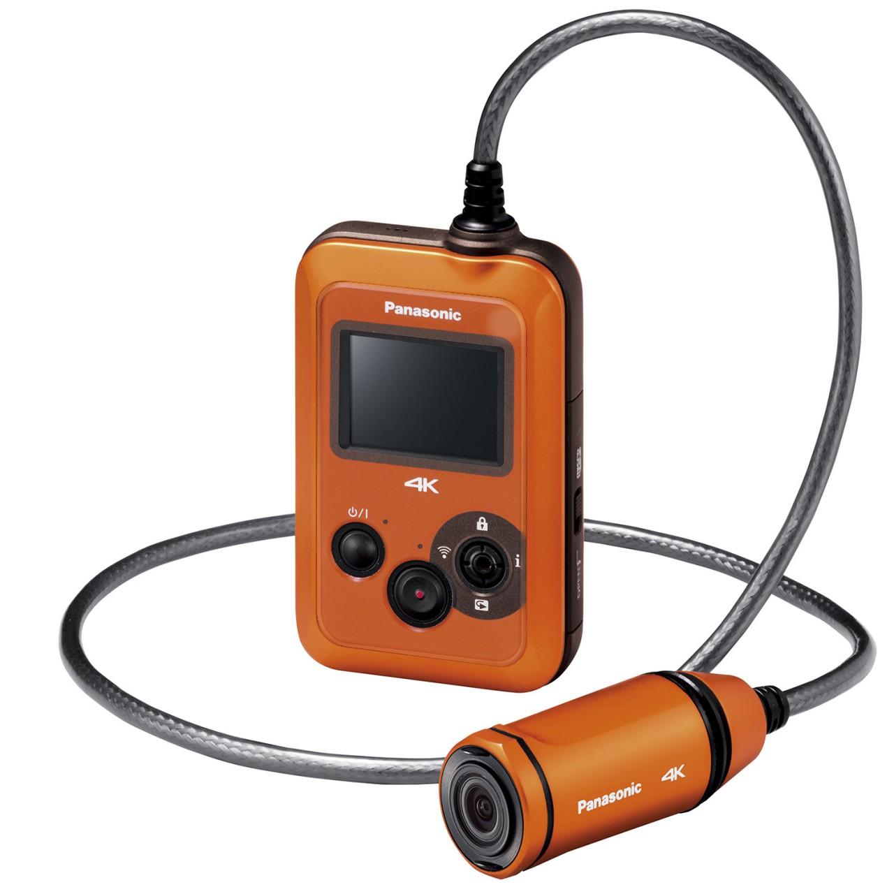 Экшен камера Panasonic HXA500