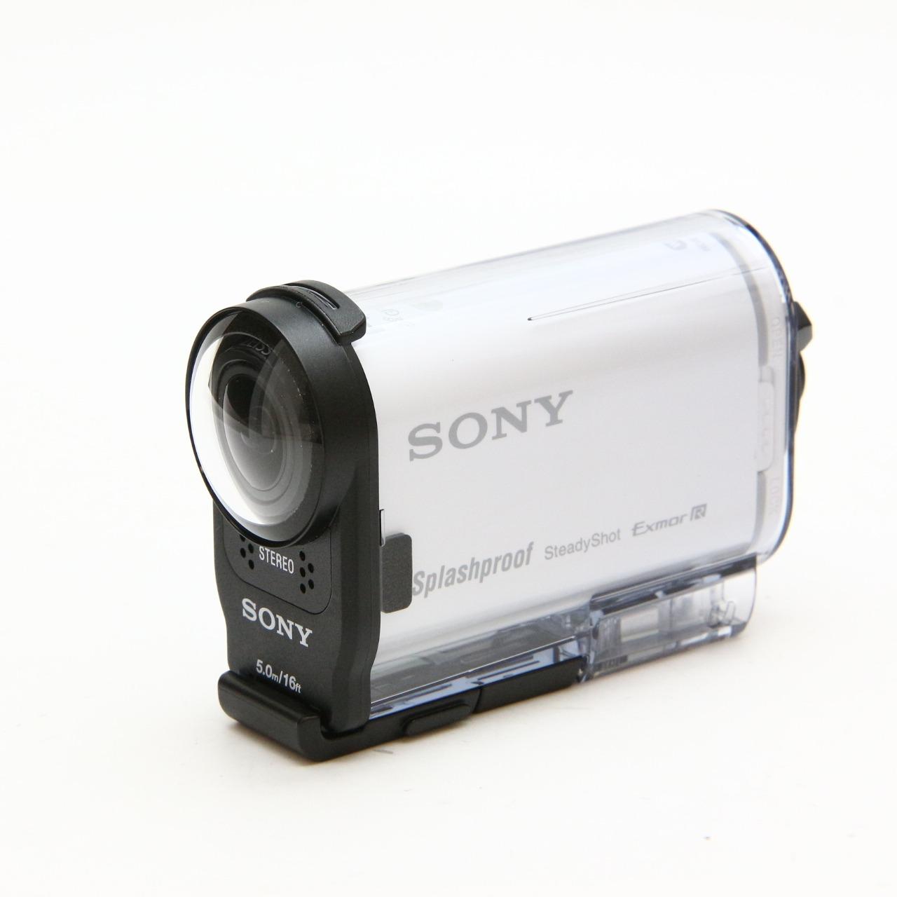 Экшен камера Sony HDRAS200V