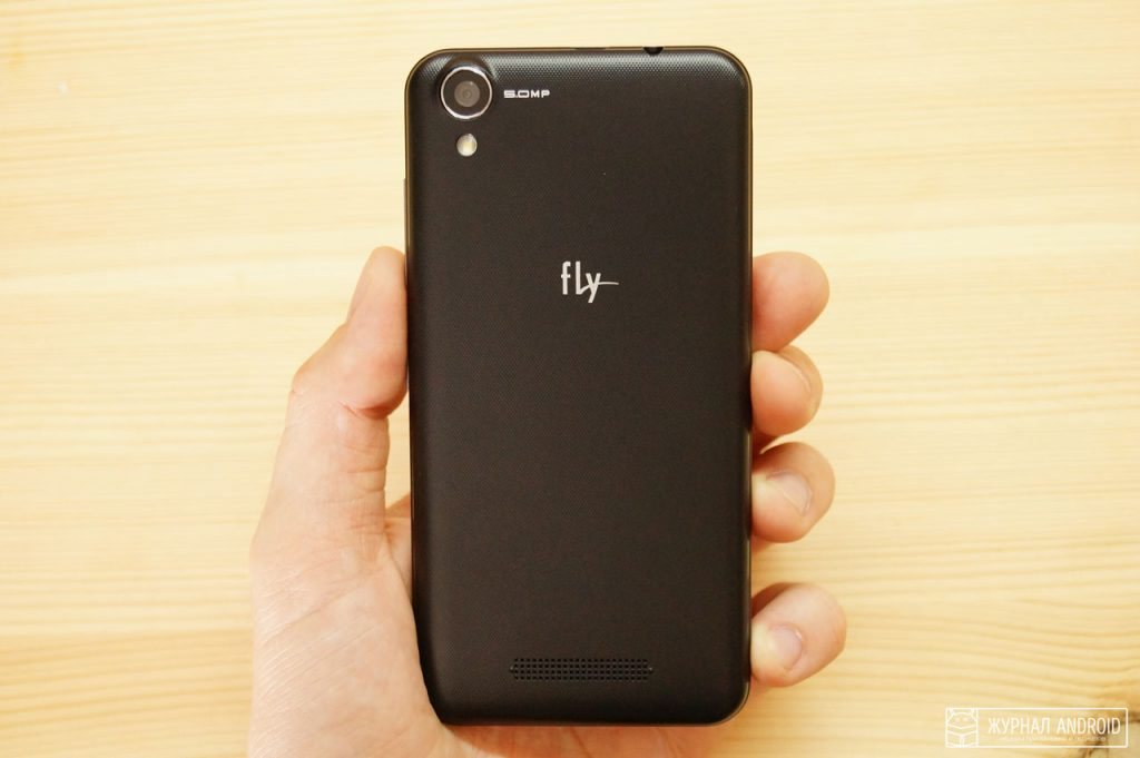 Смартфон Fly FS454 (3)
