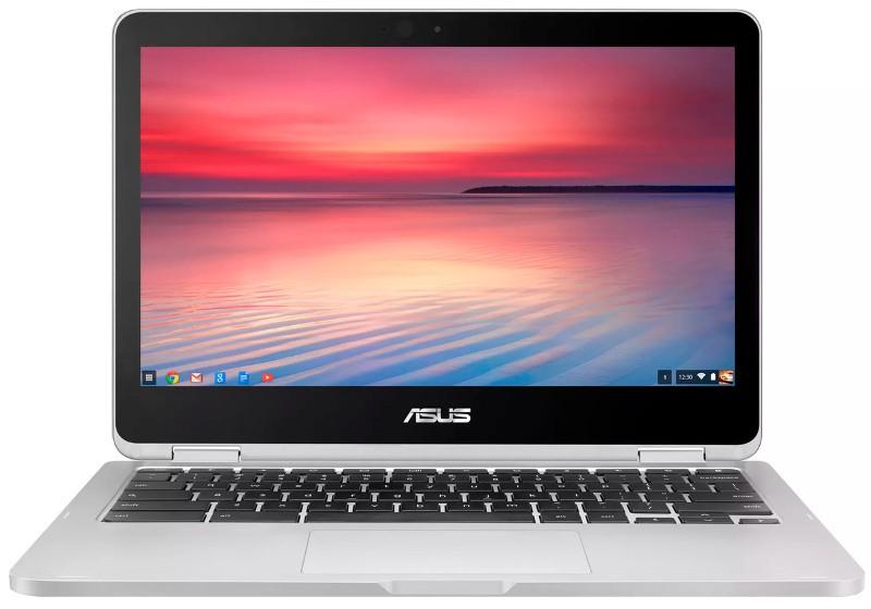 Asus презентовала ноутбук-трансформер Flip C302CA