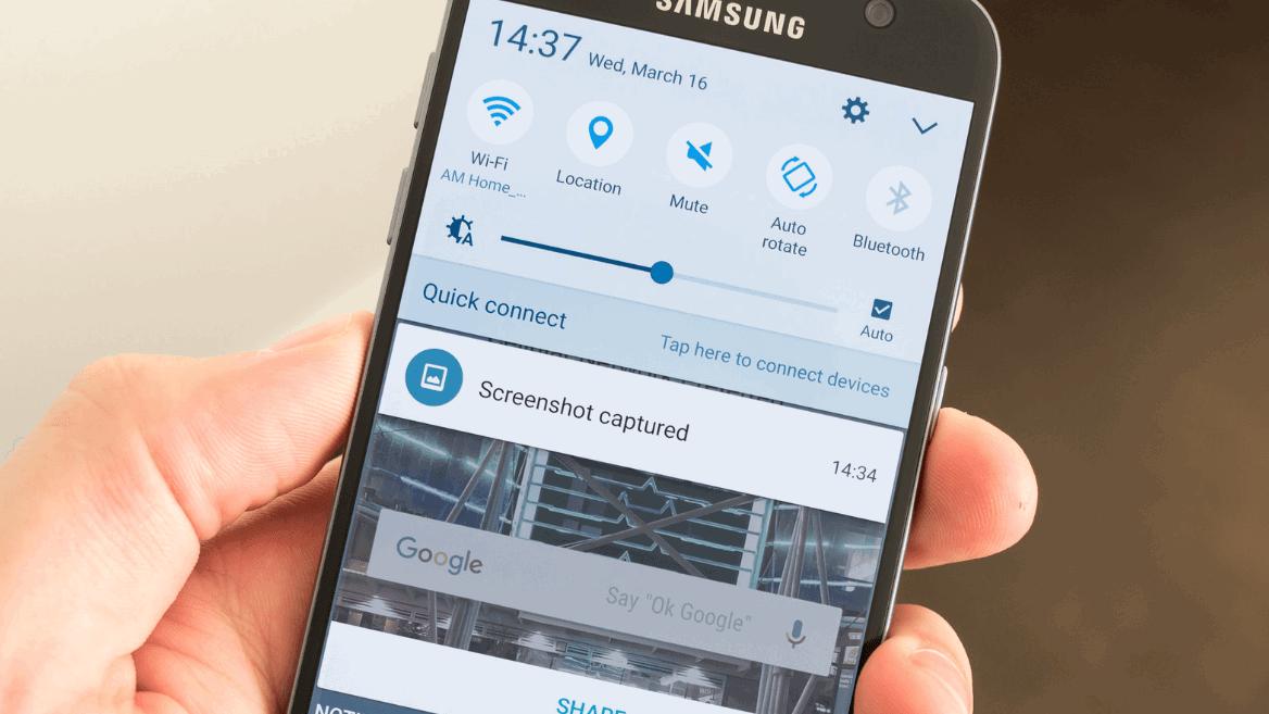 Samsung Galaxy обновят до новейшей ОС - Android Nougat (V 7.0)
